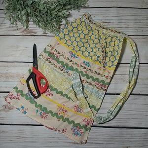 Vintage farm kitchen Half apron